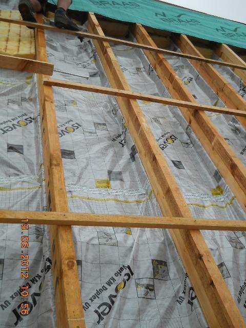 Top Dachsparren aufdoppeln für Dacherneuerung – Schneeweiss Architekten PF28