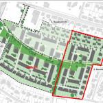 Wohngebiet Franzenbrunnen in Saarbrücken wird ab Ende 2016 vermarktet