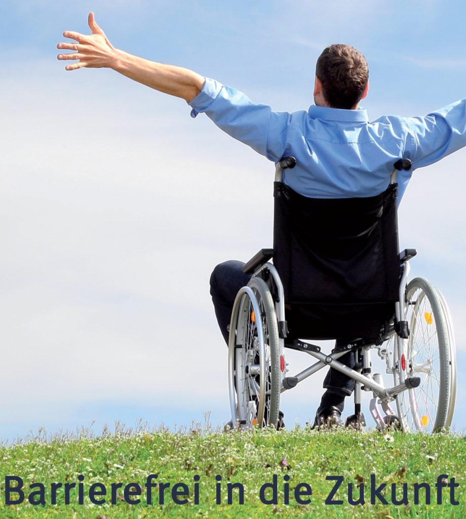 ohne Barrieren lebt es sich leichter - Raum für Freude