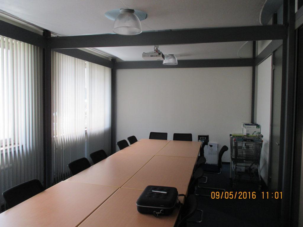 Bestand Sitzungssaal
